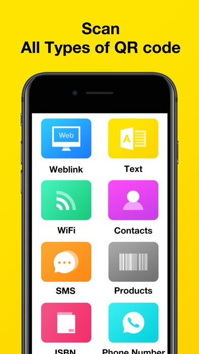 Screenshot for QR Code Reader & QR Scanner in Denmark App Store
