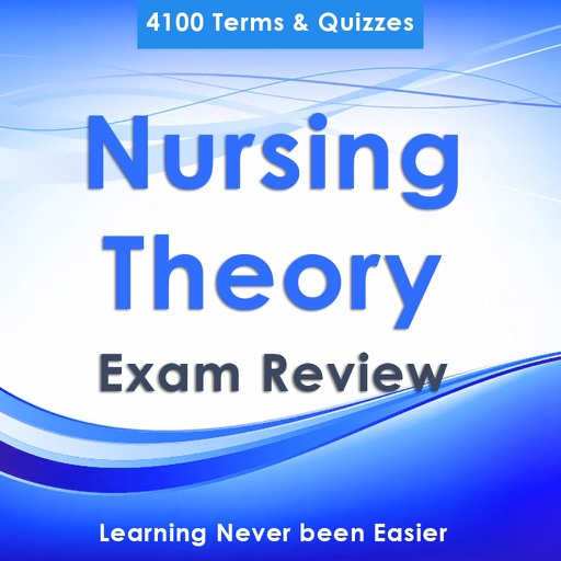 Nursing Theory Exam Review App