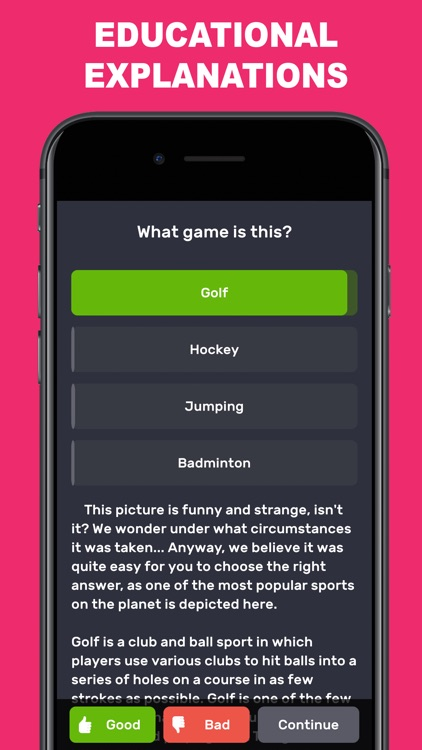 Questions & Answers: QuizzLand screenshot-3