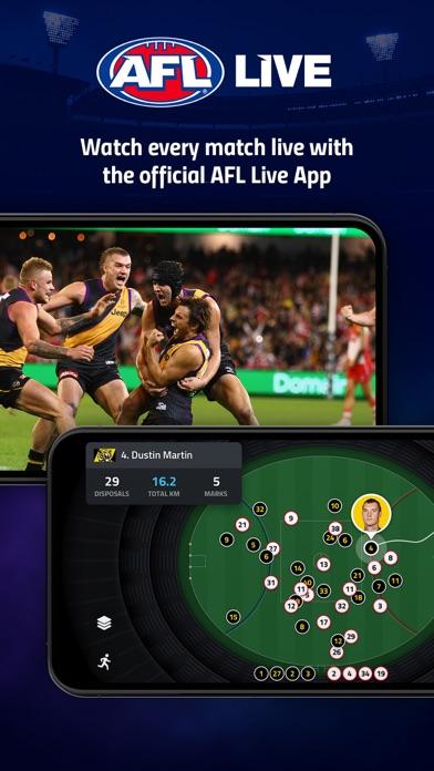 Download AFL Live Official App for Pc