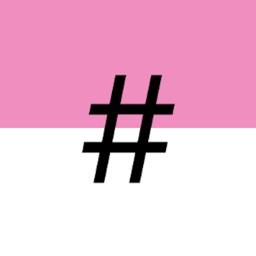 Hashtager - Hashtag inputs