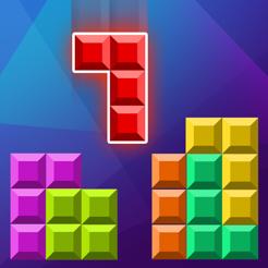 テトロンクラシックブリックパズルオフラインゲーム