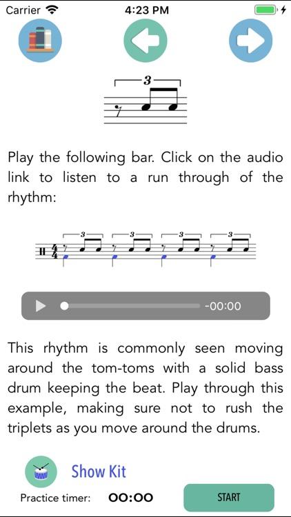 Drum Smart Grade 3 screenshot-4