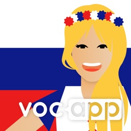 VocApp Language: Learn Russian