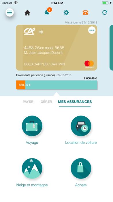 download Ma Carte CA apps 1