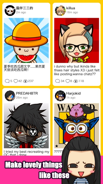 SuperMe—Make comic avatar screenshot-4