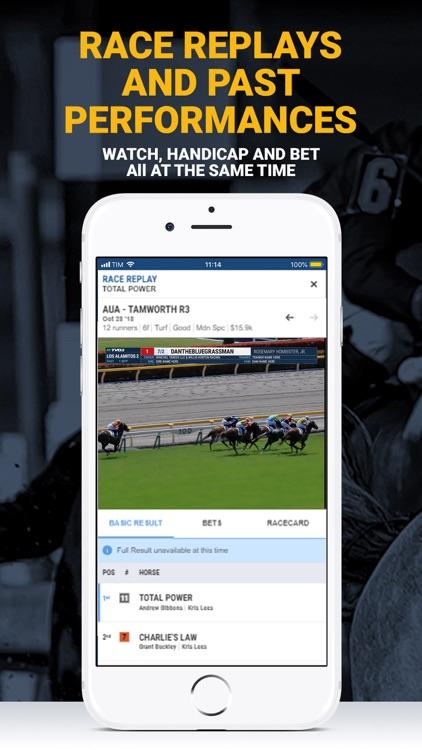4NJBets - Horse Racing Betting screenshot-3