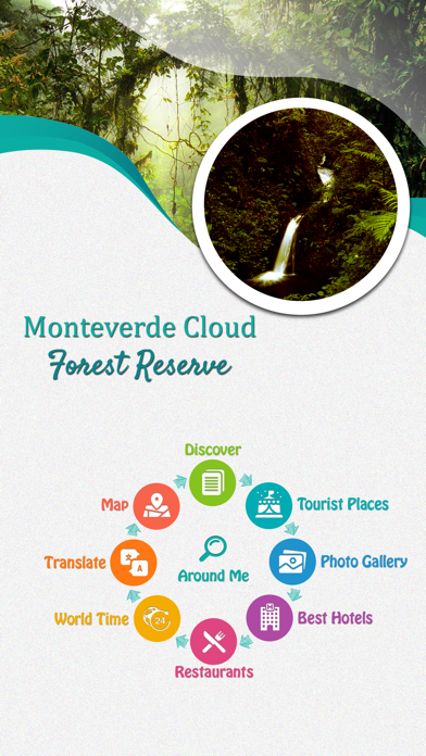 Monteverde Cloud screenshot 2