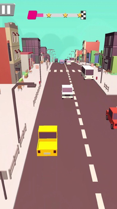 Danger Rider 3Dのおすすめ画像1