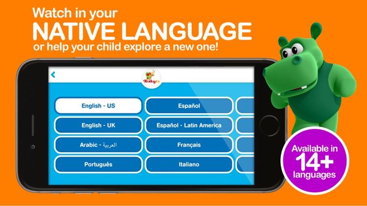 Baby-TV Legacy app screenshot-3