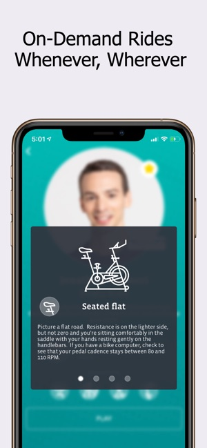 CycleCast: Indoor Cycling App on the App Store