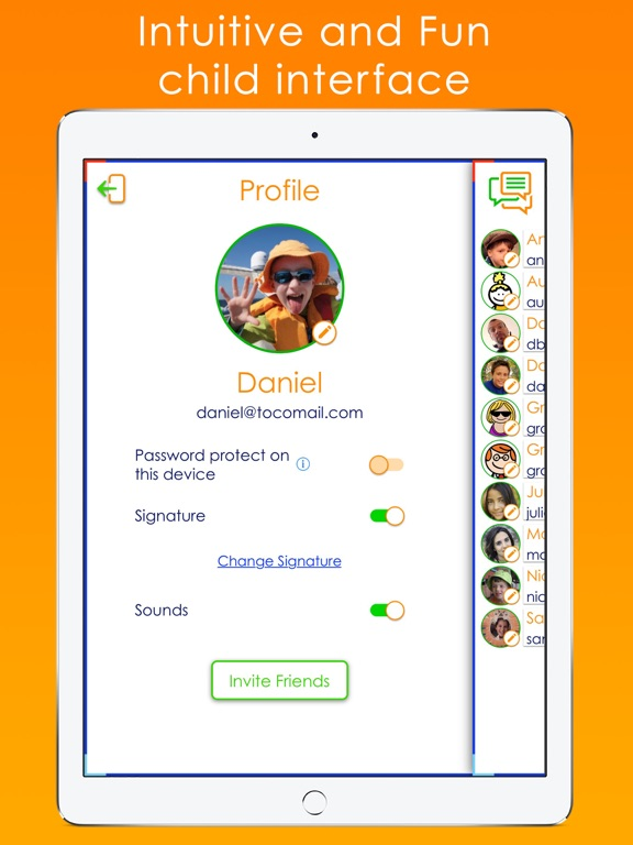 Tocomail - Email for Kidsのおすすめ画像5
