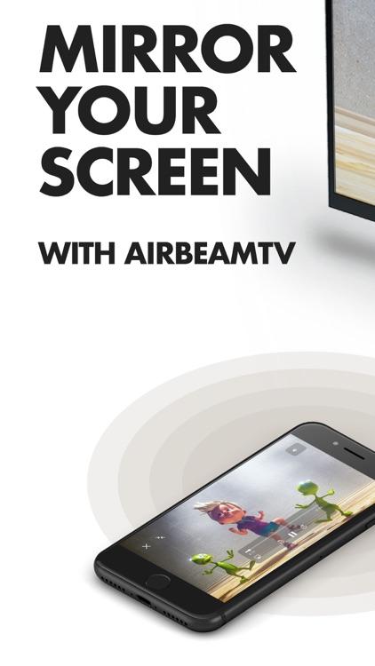Chromecast TV Screen Mirroring screenshot-0