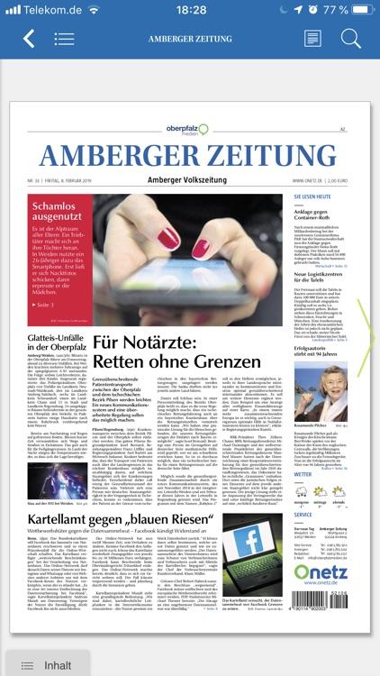 Amberger Zeitung