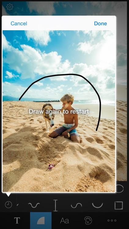 Curved Text screenshot-3