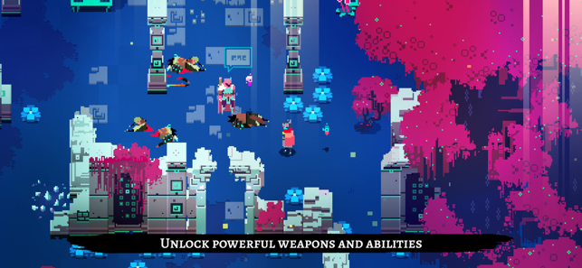 ‎Hyper Light Drifter Screenshot