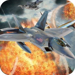 Jet Fighter Air Strike War