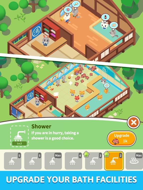 Idle Bathing screenshot 7