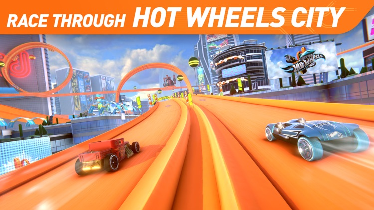 Hot Wheels® id screenshot-0