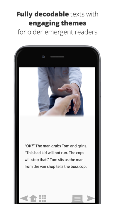 Teen & Adult Phonics Library Screenshots