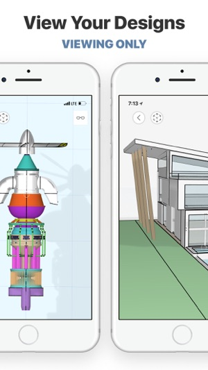 uMake - 3D CAD Modeling on the App Store