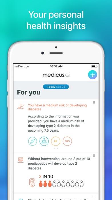 Medicus AIلقطة شاشة3