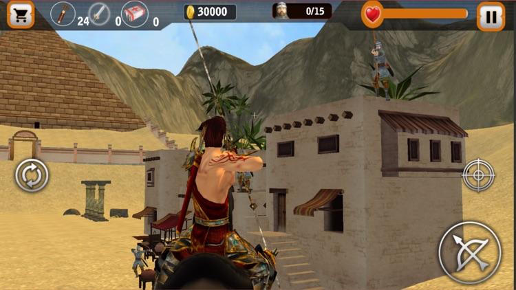 Prince Of Arabia : Archery