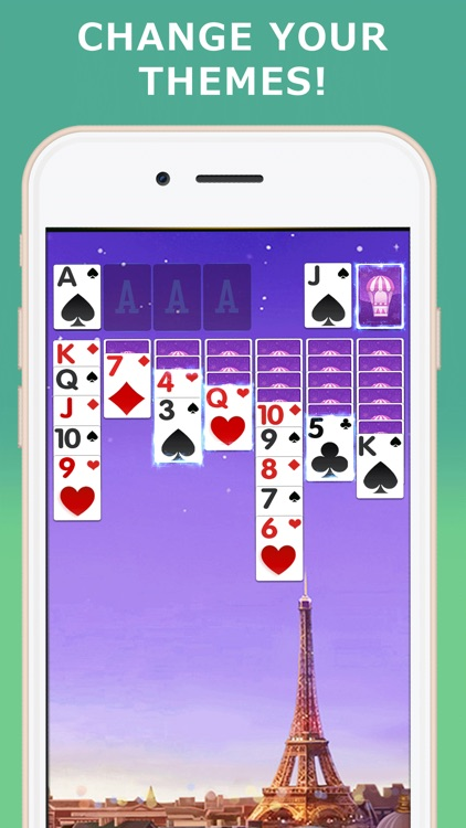 Solitaire Ⓞ screenshot-2