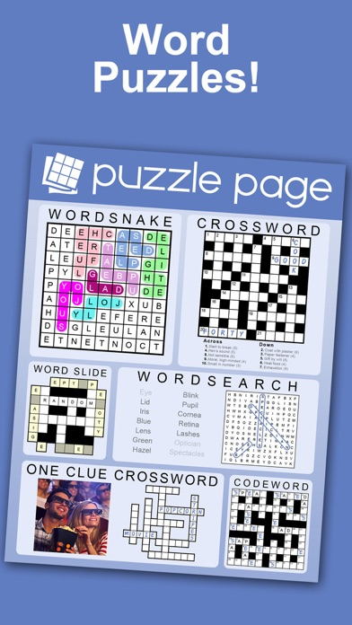 Puzzle Page - Daily Puzzles! for Windows
