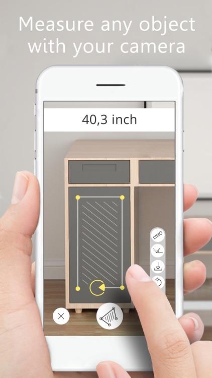 Ruler AR - Tape Measure screenshot-4