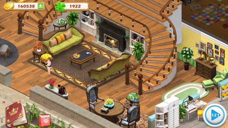 Solitaire Home Design-Fun Game screenshot-6