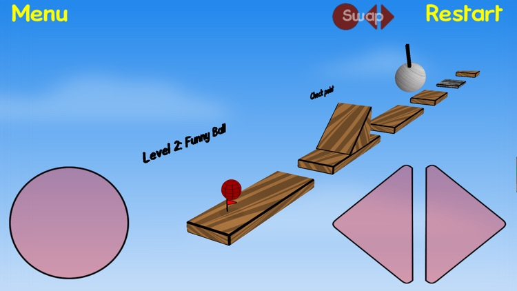 Red Ball Pro screenshot-3