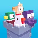 Crossy Road Castle Stickers