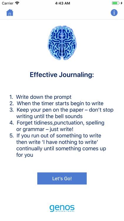 Mindful Leader Journaling App screenshot-3