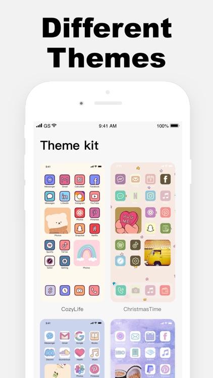 Argon - App Icons & Widgets screenshot-6