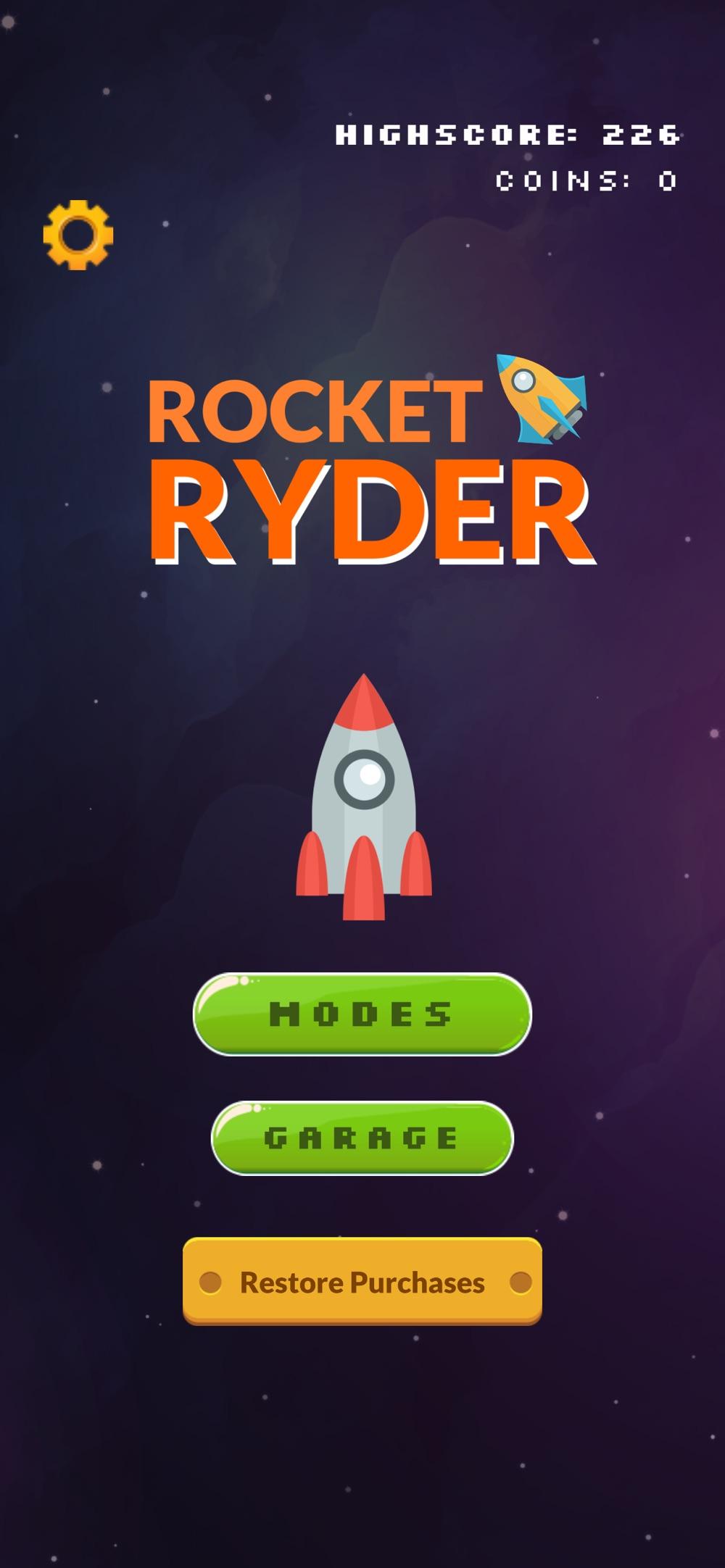Rise Up Galaxy: Rocket Games Cheat Codes