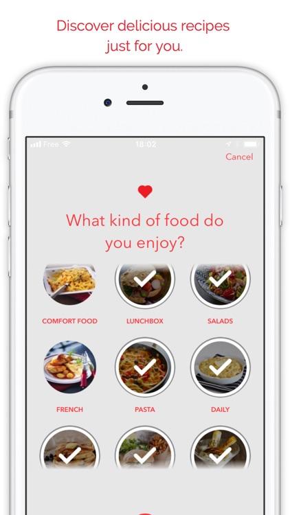 Youmiam - visual recipes screenshot-0