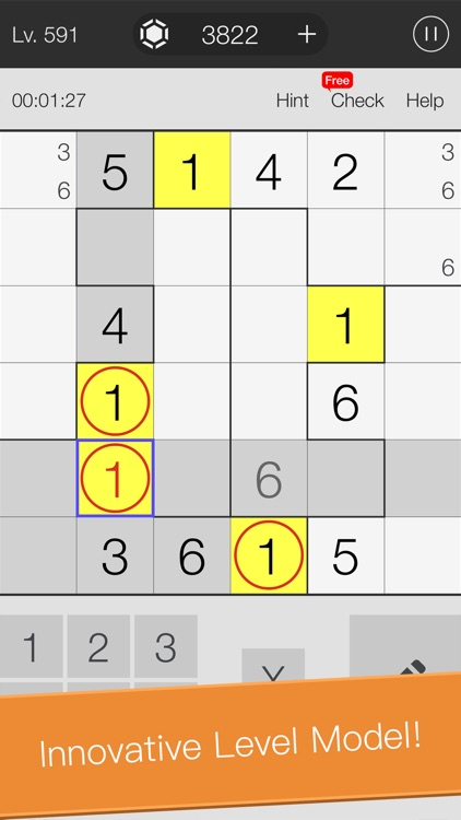 Sudoku Game: genius scan screenshot-2