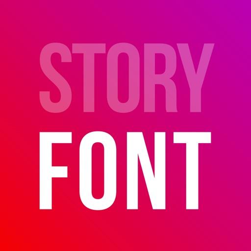StoryFont: for Instagram Story