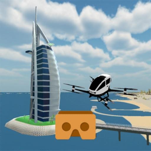 Dubaian VR Sky Trip