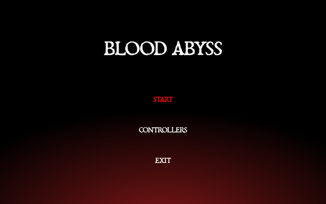 Blood Abyss, game for IOS