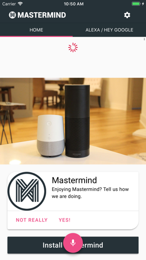 Mastermind - Voice AI on the App Store