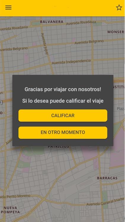 SuTaxi - Taxi Mar del Plata screenshot-3