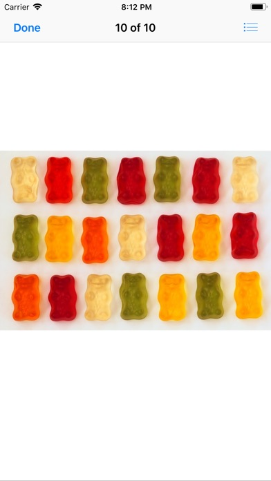Yummy Candy Bears app image