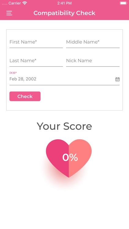 Eatance Dating app screenshot-5