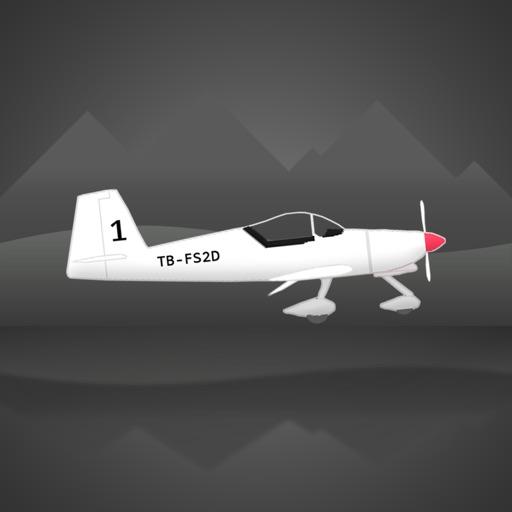 Flight Simulator 2D icon