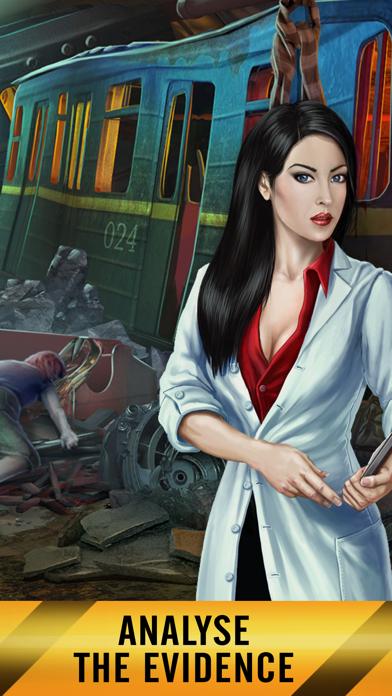 Crime City: Hidden Object screenshot 6