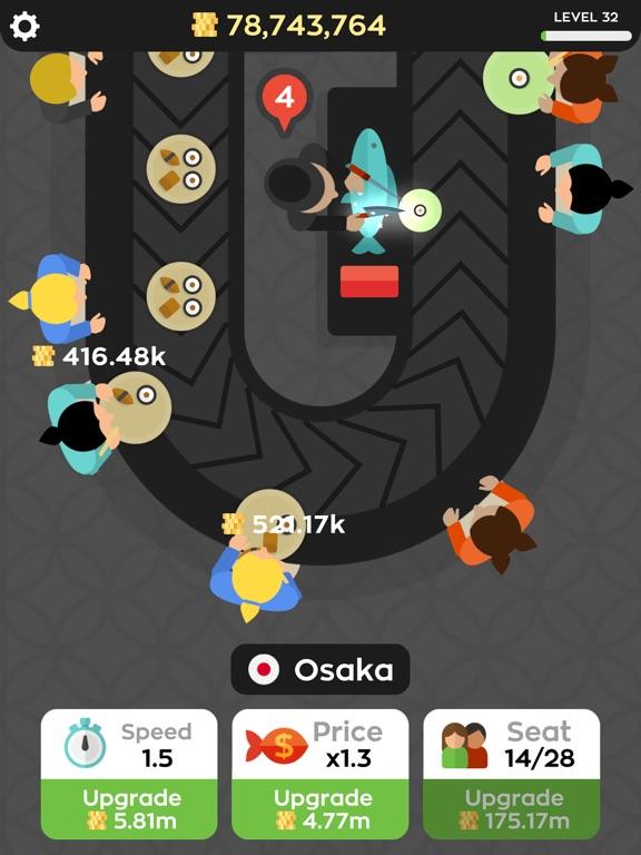 Sushi Bar Idle screenshot 6