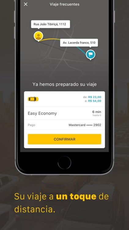 Easy Tappsi, una app de Cabify screenshot-3