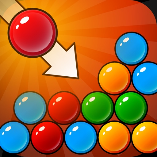 Bouncing Bubbles LITE - The absolutely crazy bubble shooter game